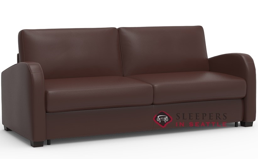 Customize and Personalize Daydream Queen Leather Sofa by Palliser