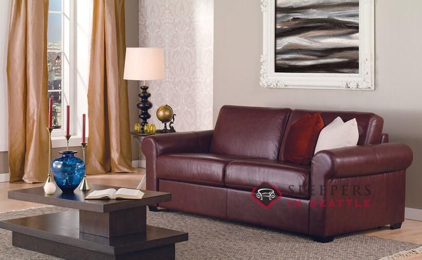 ... Leather Sleeper Sofa (Queen). Zoom. Original ...