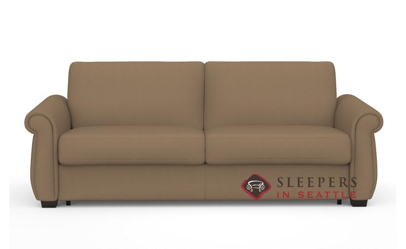 Palliser Holiday My Comfort 2 Cushion Sleeper Sofa (Queen)