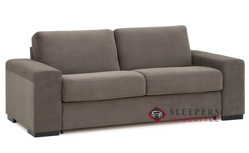 Miraculous Palliser Weekender My Comfort Full Sleeper Sofa With Sertas Gel Memory Foam Mattress Pdpeps Interior Chair Design Pdpepsorg