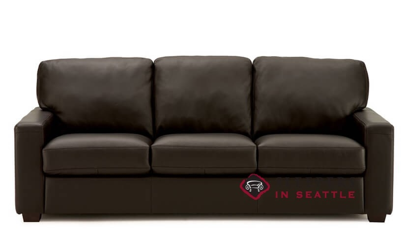 Customize and Personalize Westend Queen Leather Sofa by Palliser