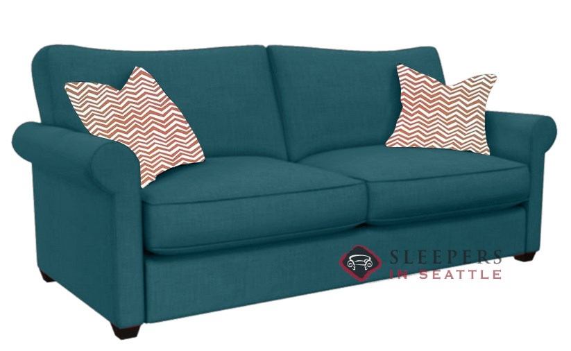 Quick Ship 225 Queen Fabric Sofa By