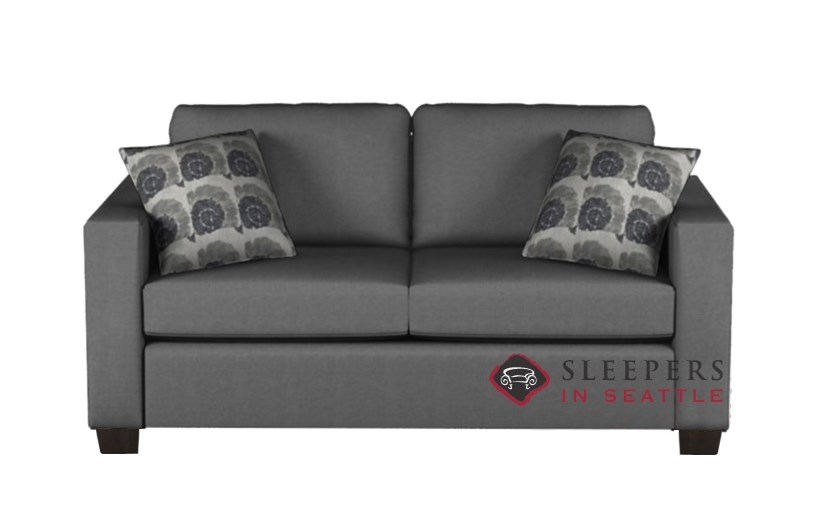 Quick Ship 702 Twin Fabric Sofa By Stanton Fast Shipping Bed Sleepersinseattle