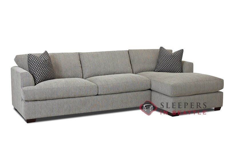 Customize and Personalize Berkeley Chaise Sectional Fabric Sofa by ...