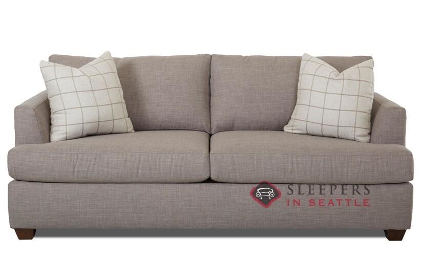 Incroyable Savvy Jackson Sleeper Sofa (Queen) In Fandango Stone