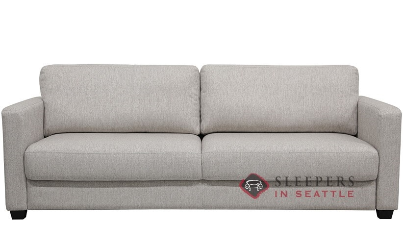Customize and Personalize Fantasy by Luonto Queen Fabric Sofa by