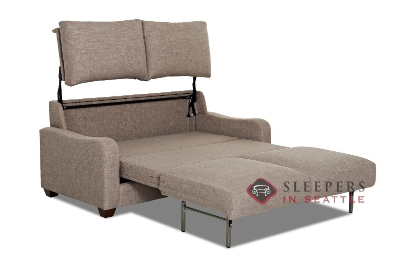Toronto Queen Fabric Sofa By Savvy
