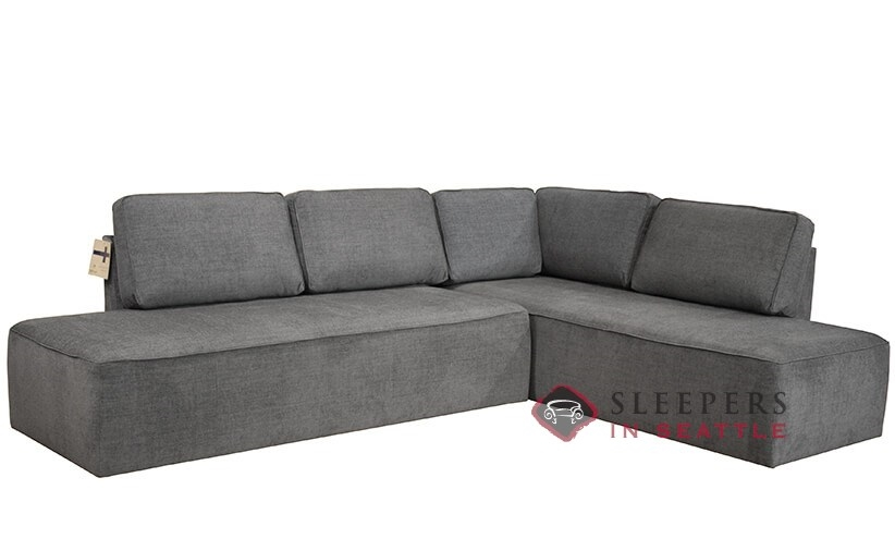 Customize and personalize new york by luonto chaise for Sectional sleeper sofa new york