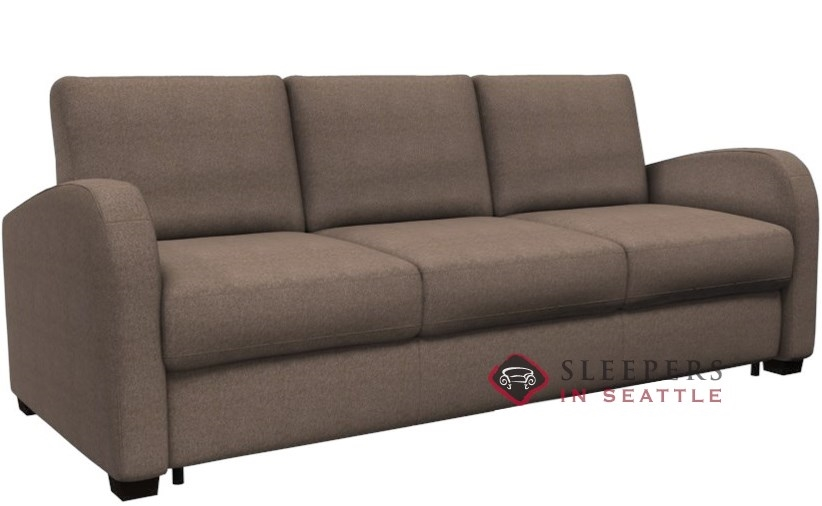 Palliser My Comfort Daydream 3 Cushion Queen Sleeper Sofa With