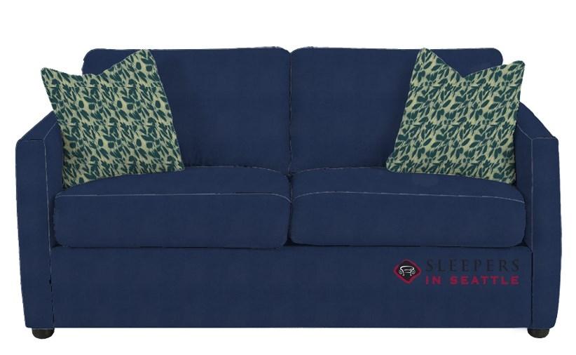 Quick-Ship San Francisco Full Fabric Sofa by Savvy | Fast Shipping San  Francisco Full Sofa Bed | SleepersInSeattle.com