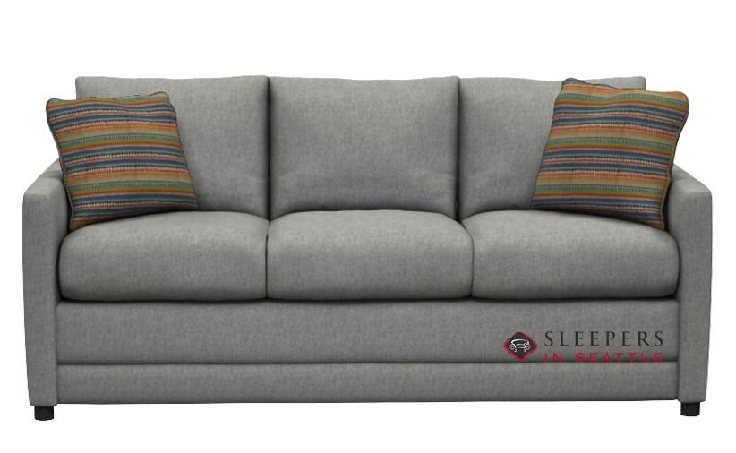 Swell Quick Ship 200 Queen Fabric Sofa By Stanton Fast Shipping 200 Queen Sofa Bed Sleepersinseattle Com Creativecarmelina Interior Chair Design Creativecarmelinacom