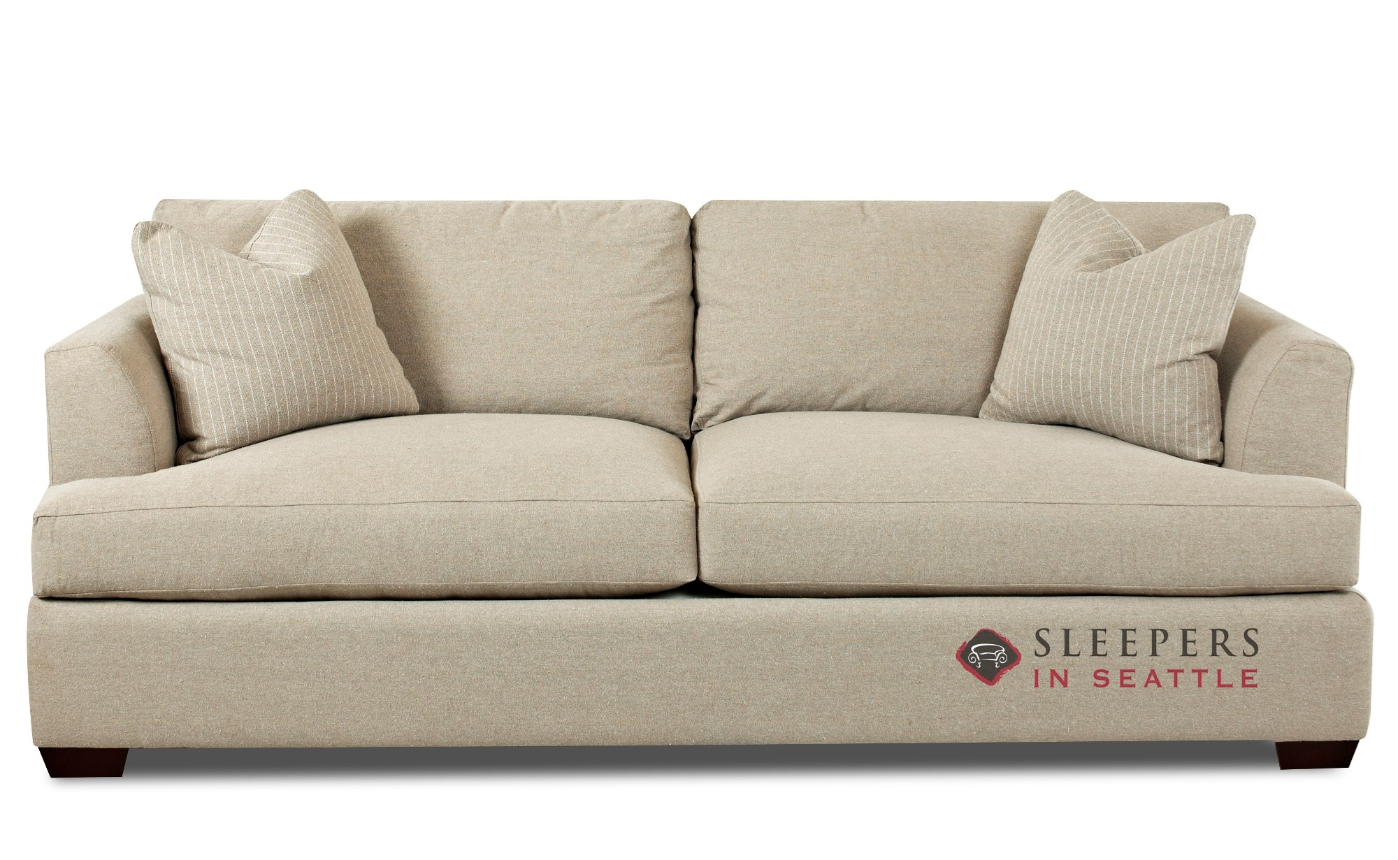 Sleeper Sofa.Savvy Berkeley Queen Sleeper Sofa With Down Feather Seating