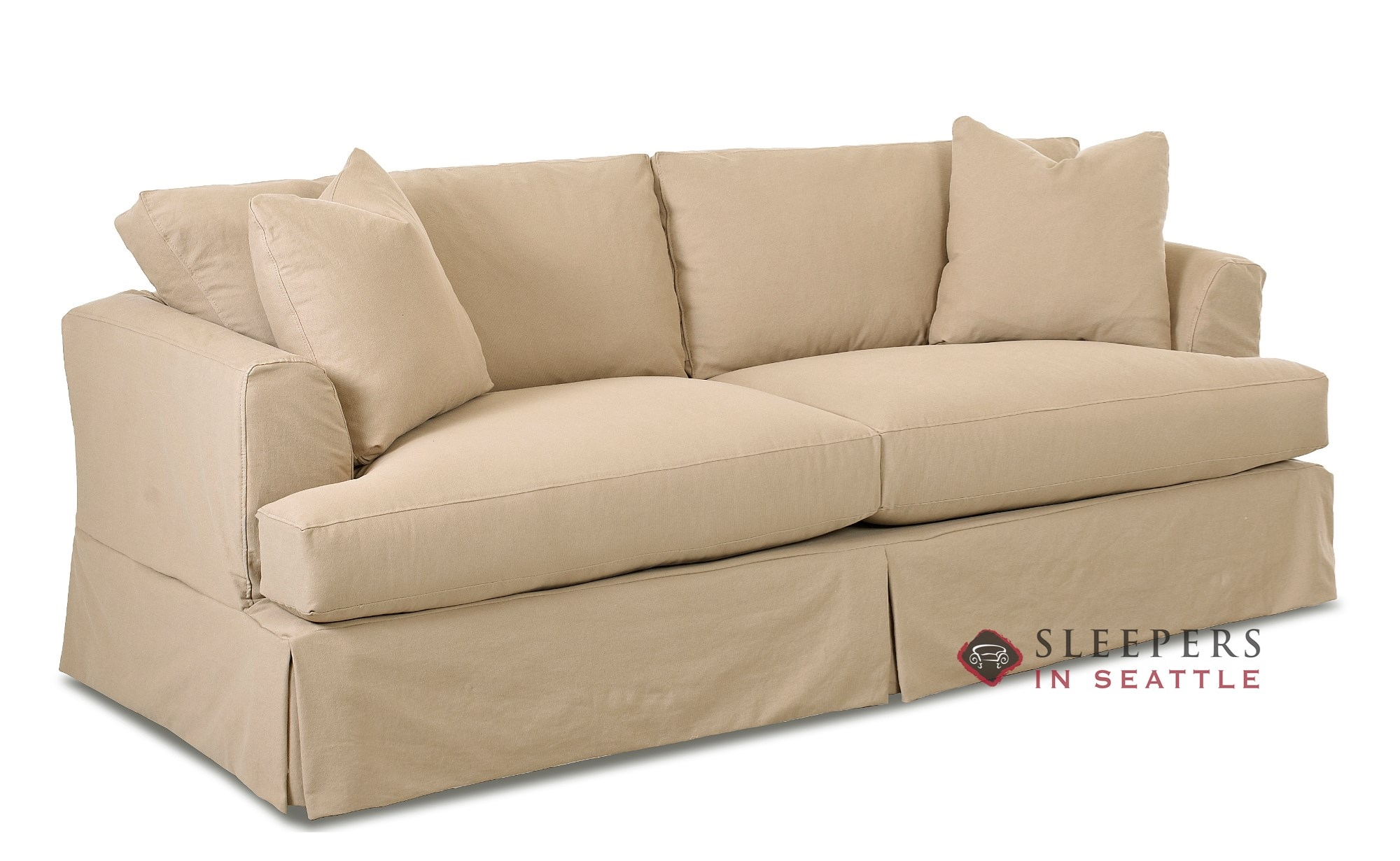 Customize And Personalize Berkeley Queen Fabric Sofa By Savvy