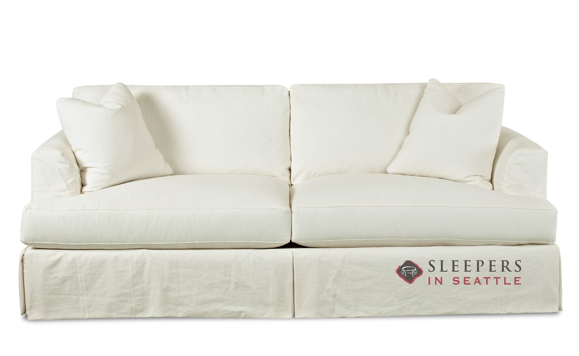 Customize And Personalize Berkeley Queen Fabric Sofa By