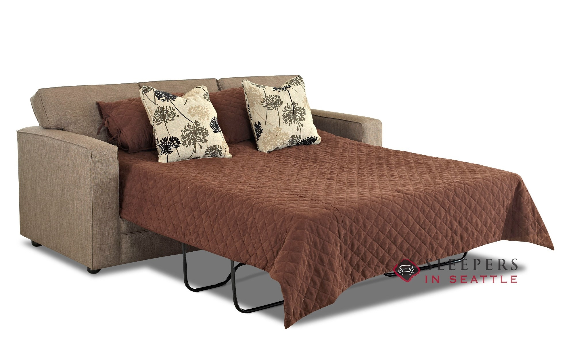 Boston Sleeper Bed Extended Queen