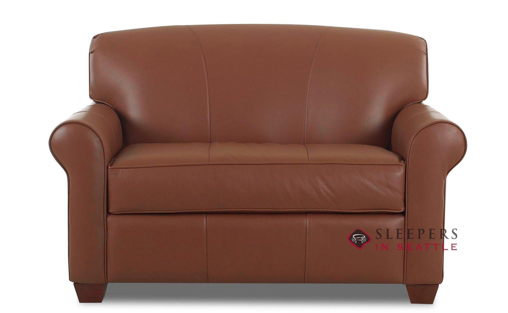 Wondrous Savvy Calgary Leather Chair Sleeper Sofa Short Links Chair Design For Home Short Linksinfo
