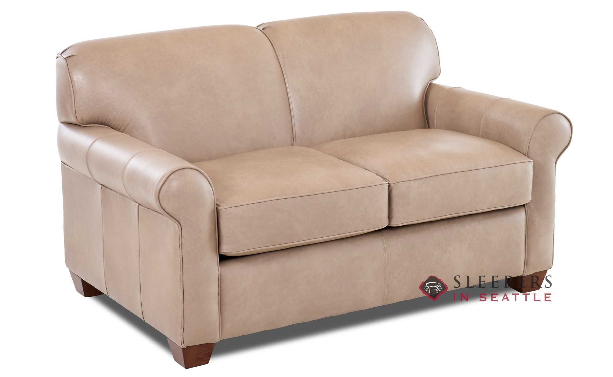 Customize and personalize calgary twin leather sofa by for Leather sectional sofa calgary