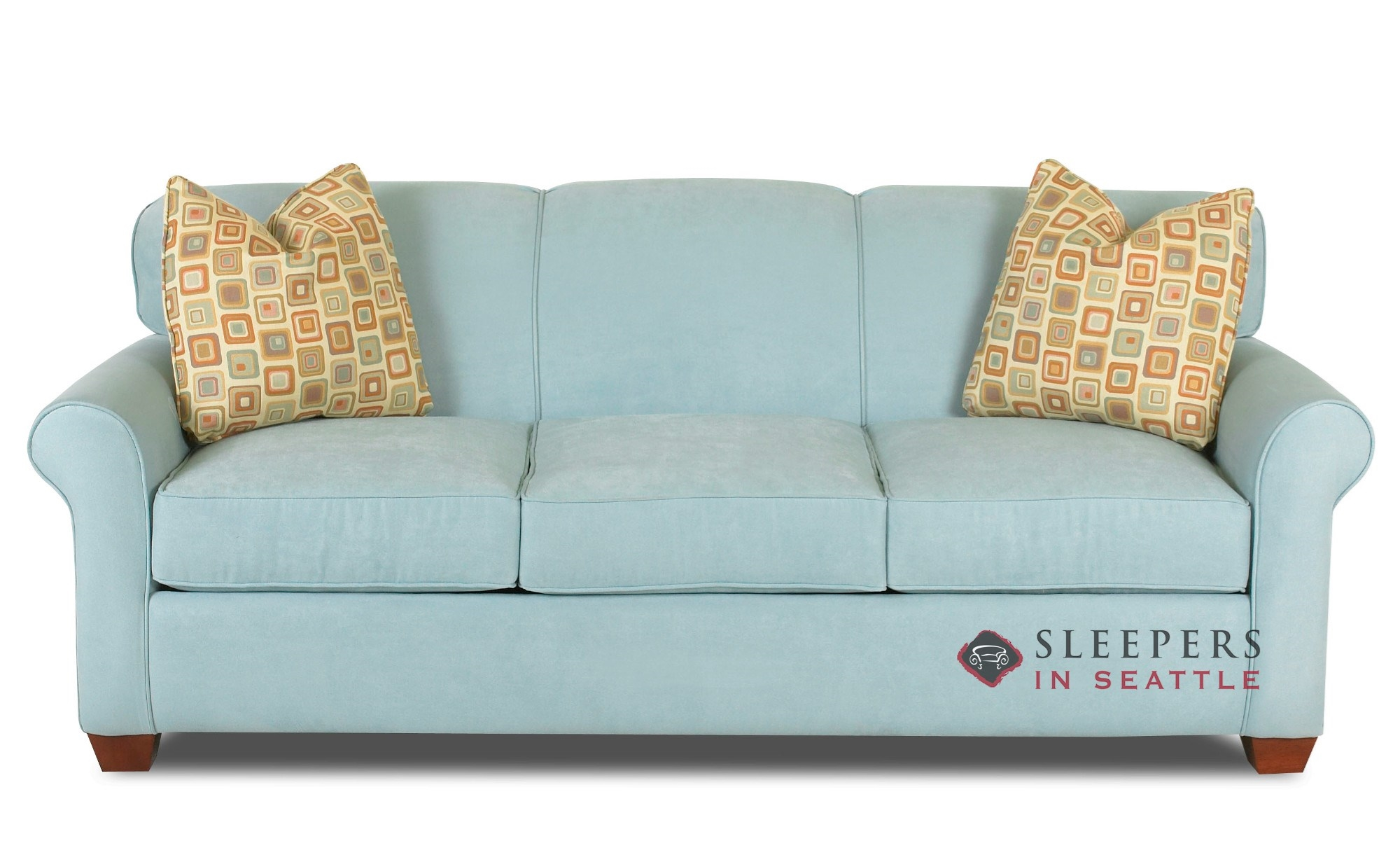 Savvy Calgary Queen Sleeper Sofa