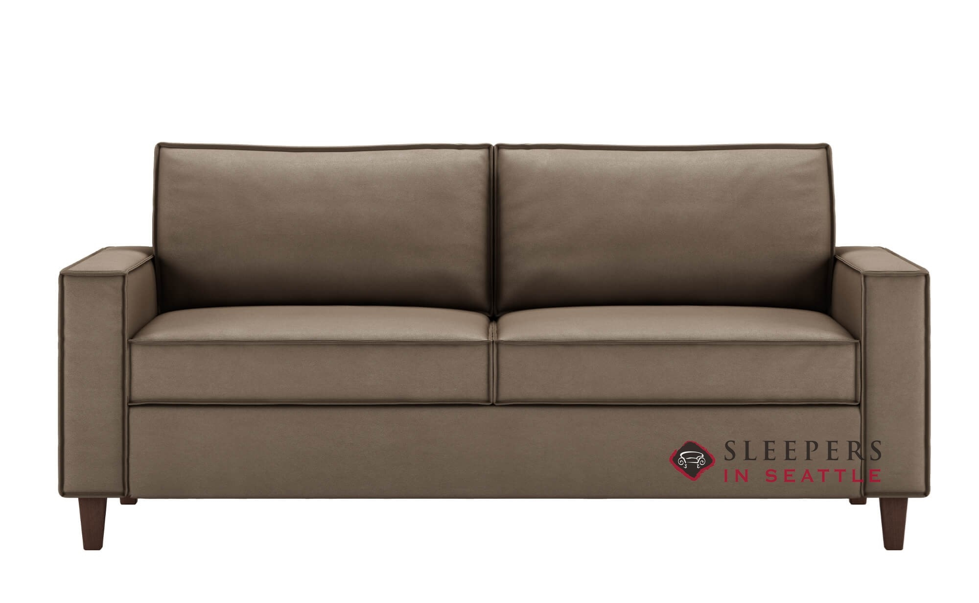 American leather sleeper sofa dimensions www for Leather sectional sofa dimensions