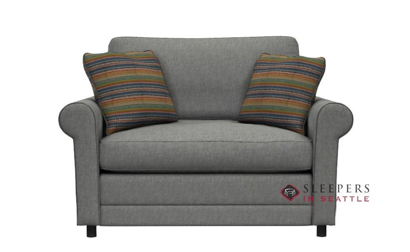 new concept 2239c 309b4 Quick-Ship 202 Twin Fabric Sofa by Stanton | Fast Shipping 202 Twin Sofa  Bed | SleepersInSeattle.com