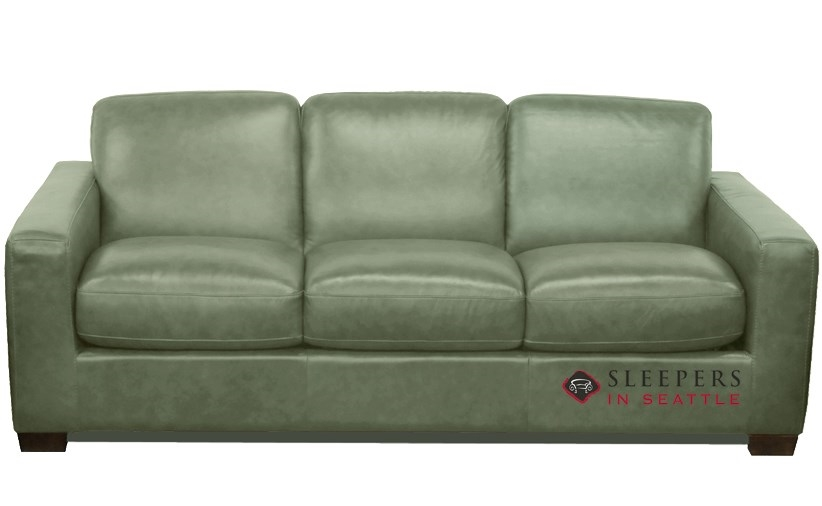Sage Leather Sofa Our Ery Soft Sage Leather Rockport