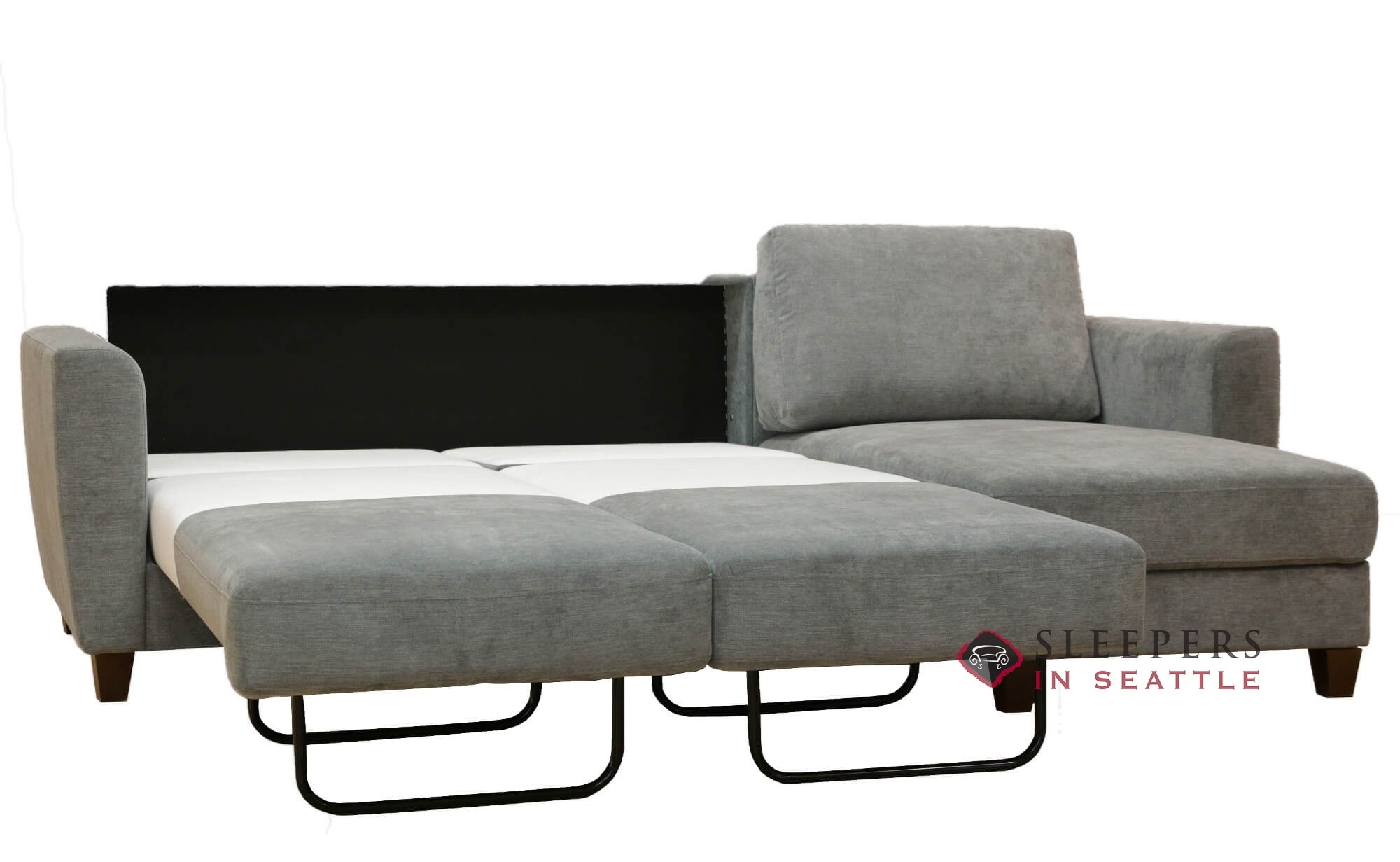 ... Luonto Flex Loveseat Chaise Sectional Sofa In Lens 212 ...
