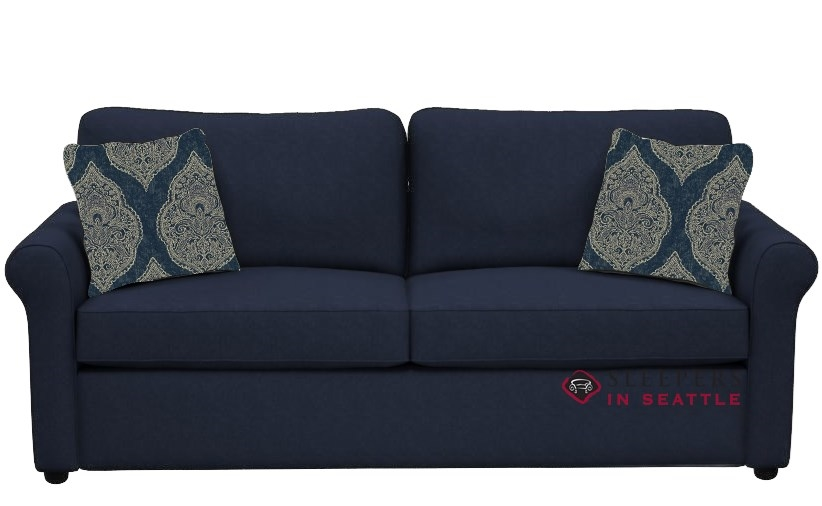 Quick Ship Ottawa Queen Fabric Sofa By Savvy Fast Shipping Ottawa