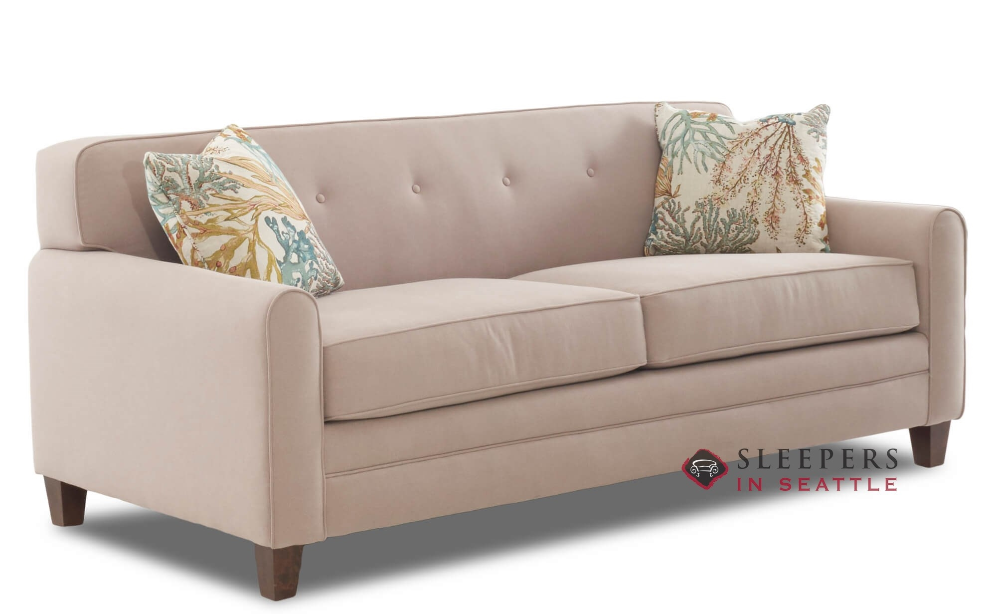 Customize And Personalize Perth By Savvy Queen Fabric Sofa