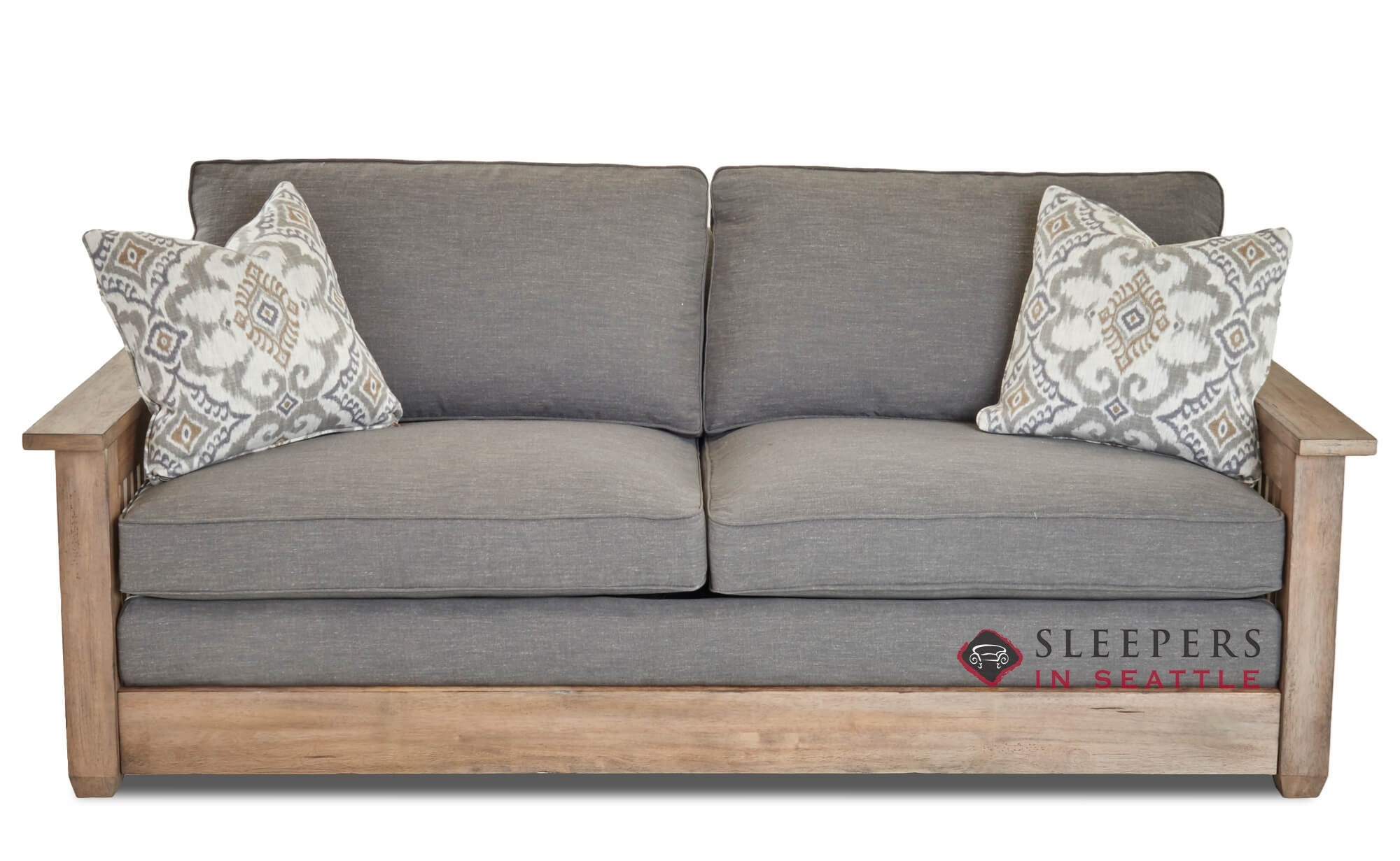 Customize and Personalize Garland Queen Fabric Sofa by ...