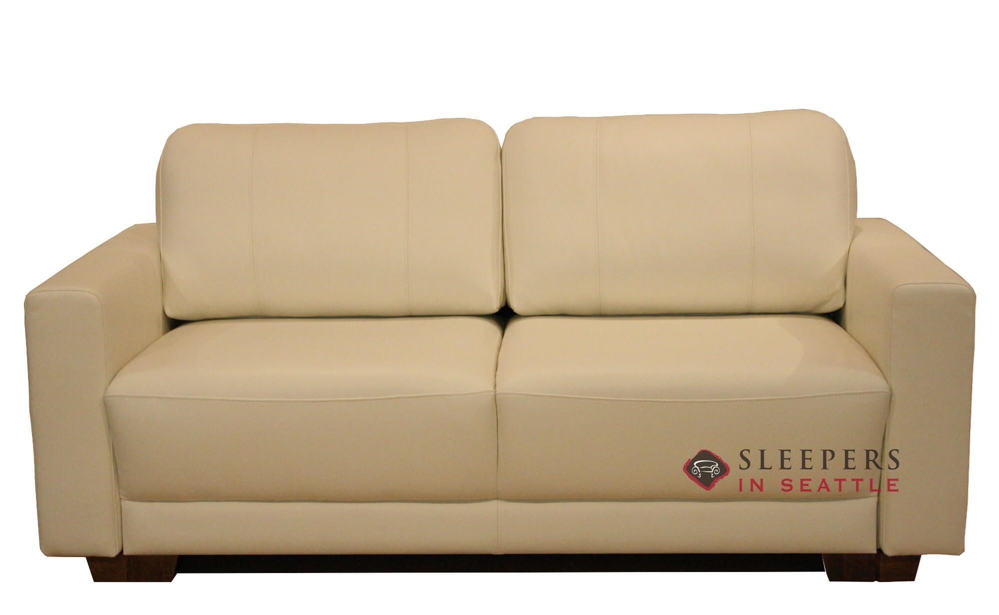 Luonto Toronto Queen Leather Sleeper Sofa