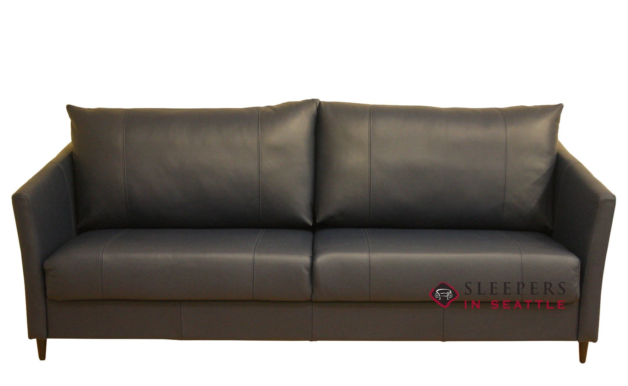 Luonto Erika King Leather Sleeper Sofa
