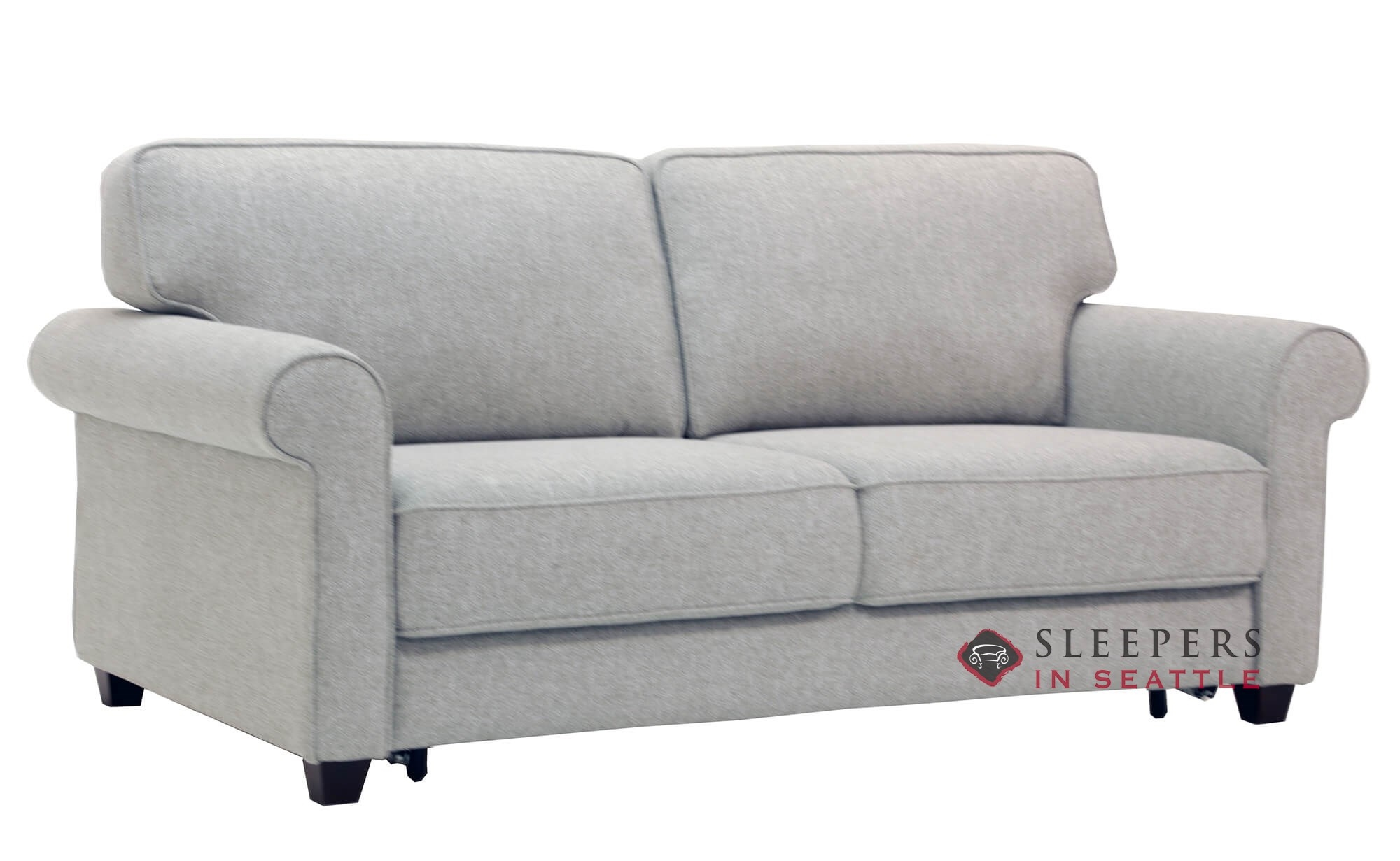 separation shoes 236d5 3feda Quick-Ship Casey by Luonto Queen Fabric Sofa by Luonto | Fast Shipping  Casey by Luonto Queen Sofa Bed | SleepersInSeattle.com