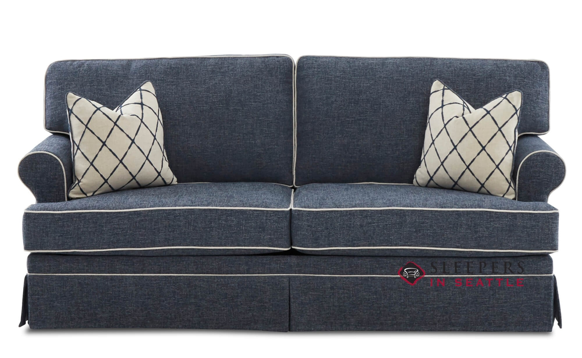 Cranston Full Fabric Sofa By Savvy
