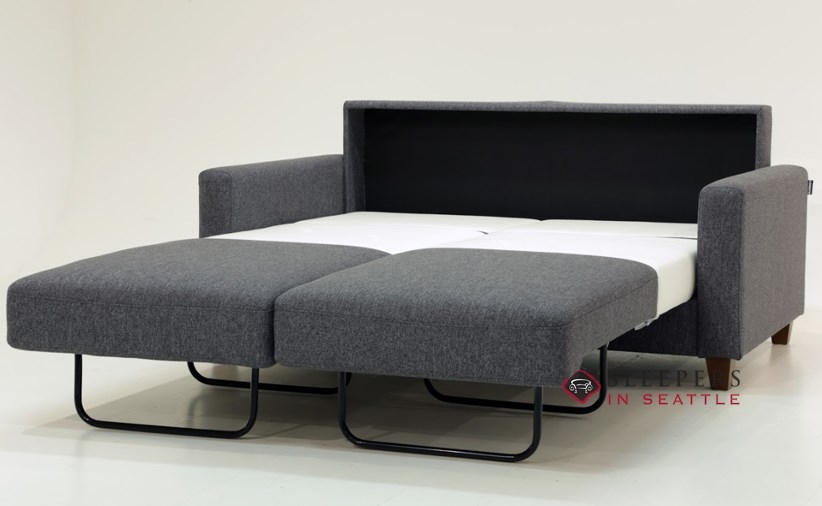 Quick Ship Nico Full Fabric Sofa By Luonto Fast Shipping
