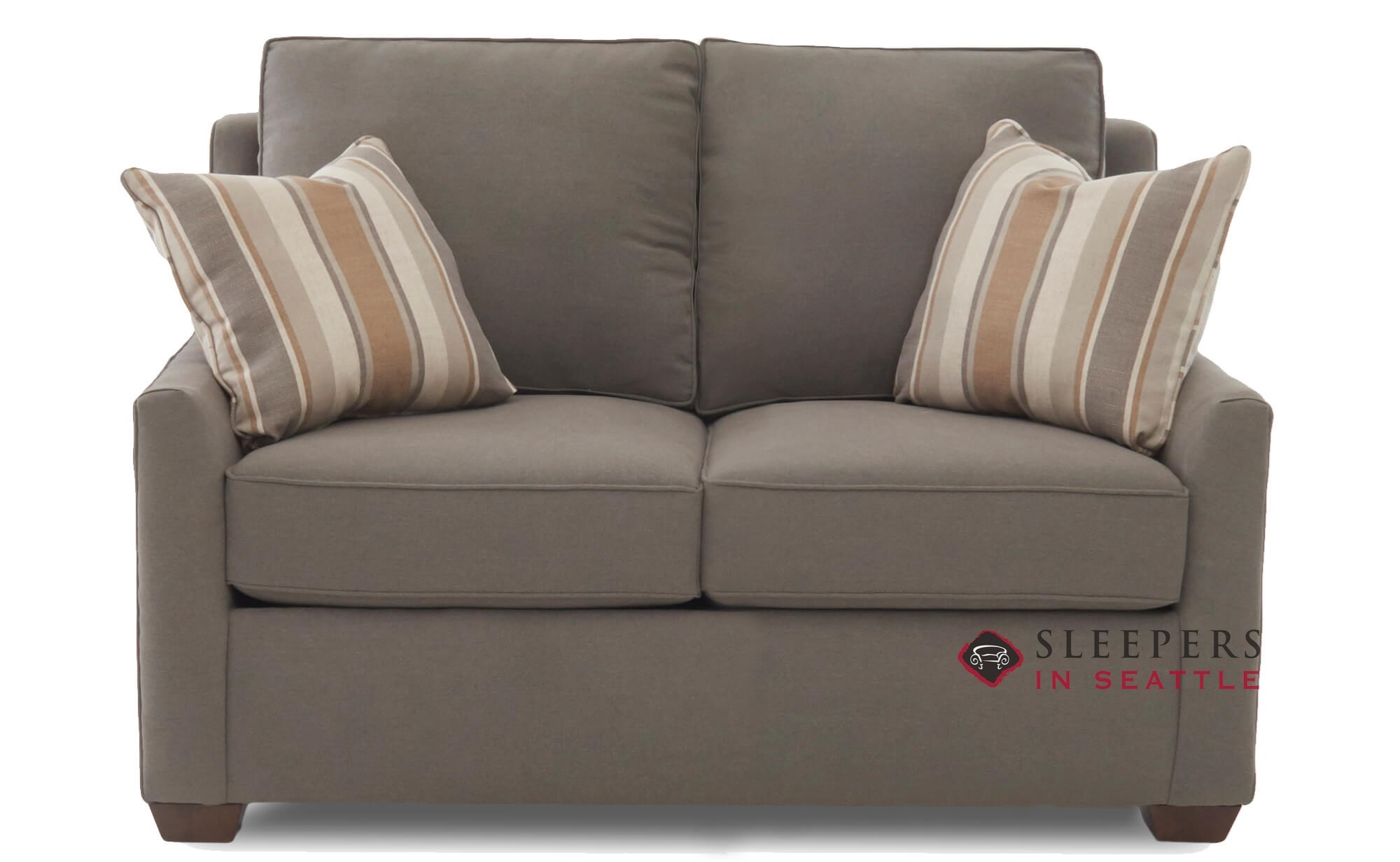 - Customize And Personalize Fairfield By Savvy Twin Fabric Sofa By