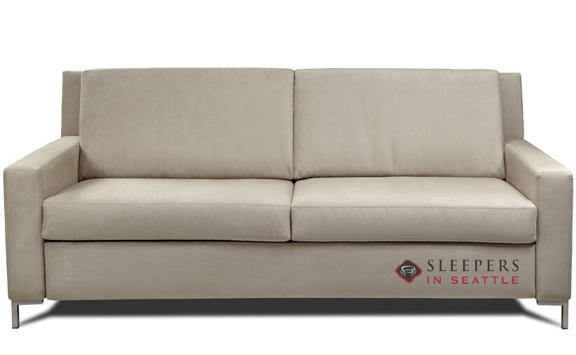 Customize And Personalize Bryson Queen Fabric Sofa By
