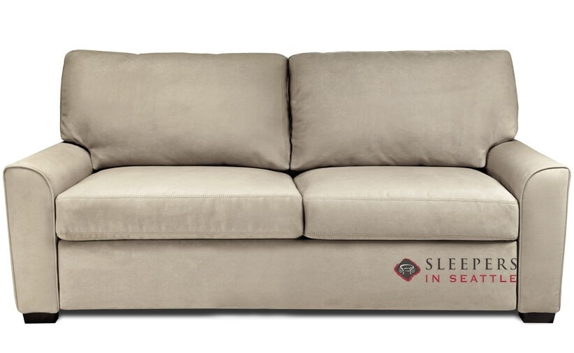 Customize And Personalize Klein Queen Fabric Sofa By