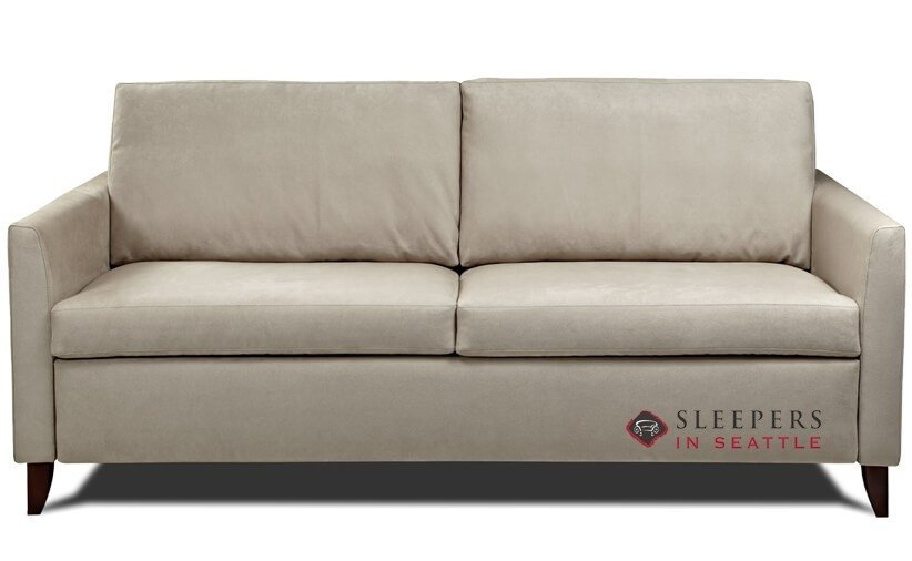 Customize And Personalize Harris Queen Fabric Sofa By
