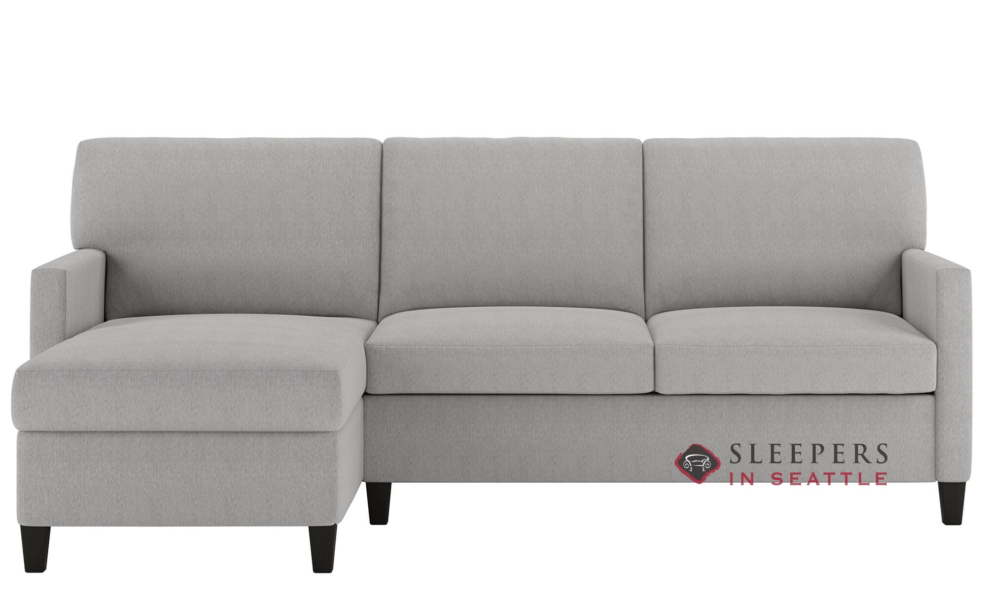 Customize And Personalize Conley Queen Fabric Sofa By