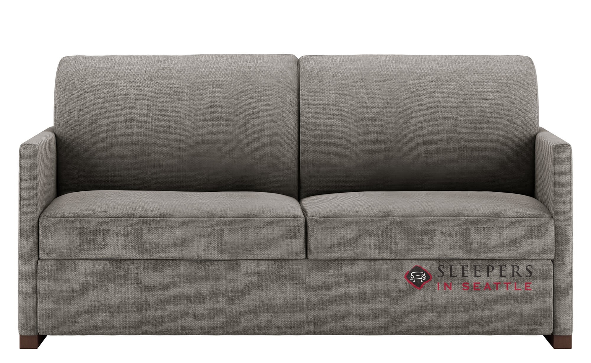 Customize And Personalize Pearson Full Leather Sofa By American Leather Full Size Sofa Bed
