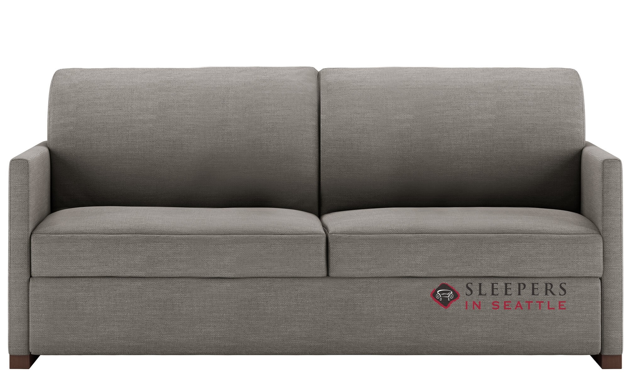 - Customize And Personalize Pearson Queen Fabric Sofa By American