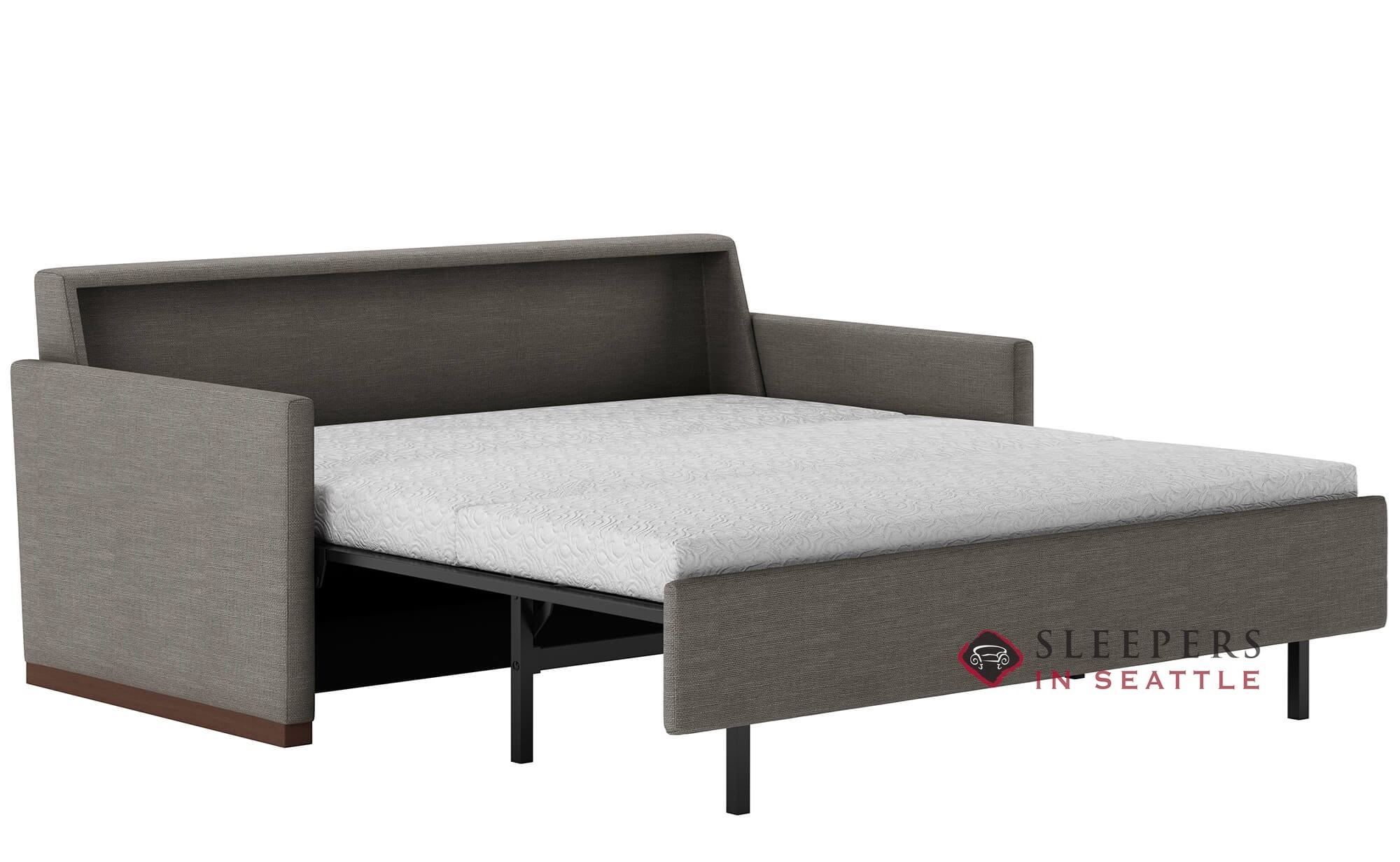 Customize And Personalize Pearson Queen Fabric Sofa By American Leather Queen Size Sofa Bed