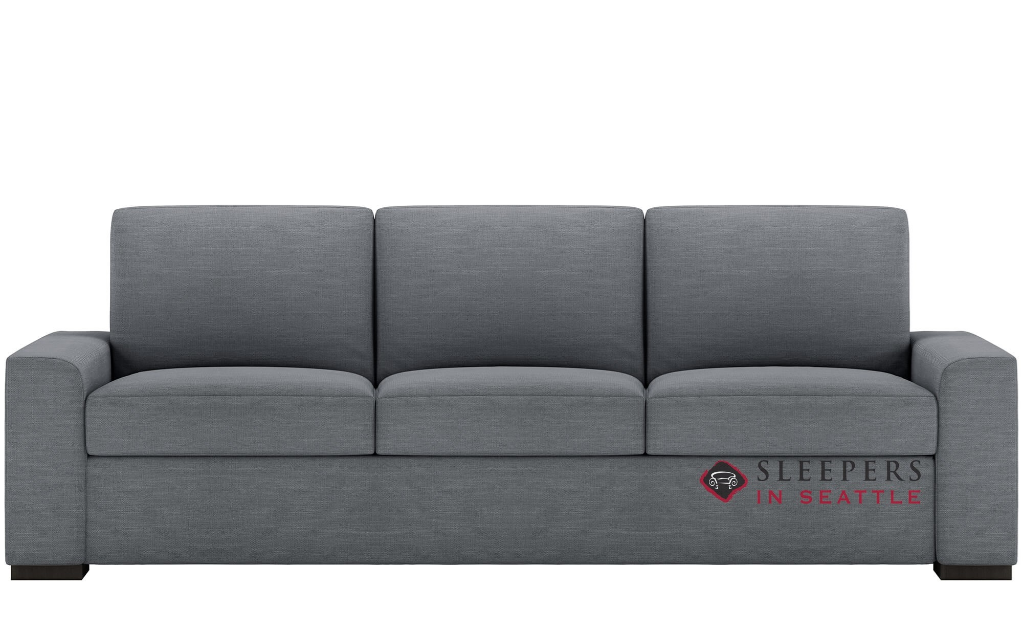- Customize And Personalize Olson King Fabric Sofa By American