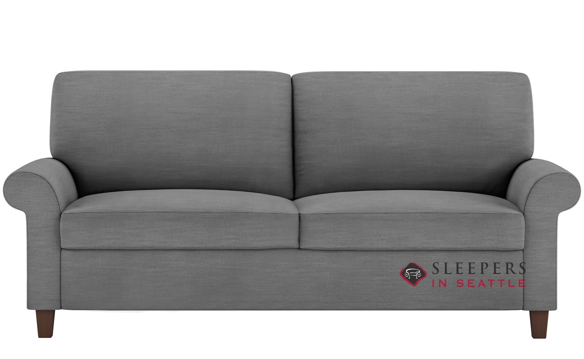 American Leather Gibbs High Leg Queen Comfort Sleeper (Generation VIII)