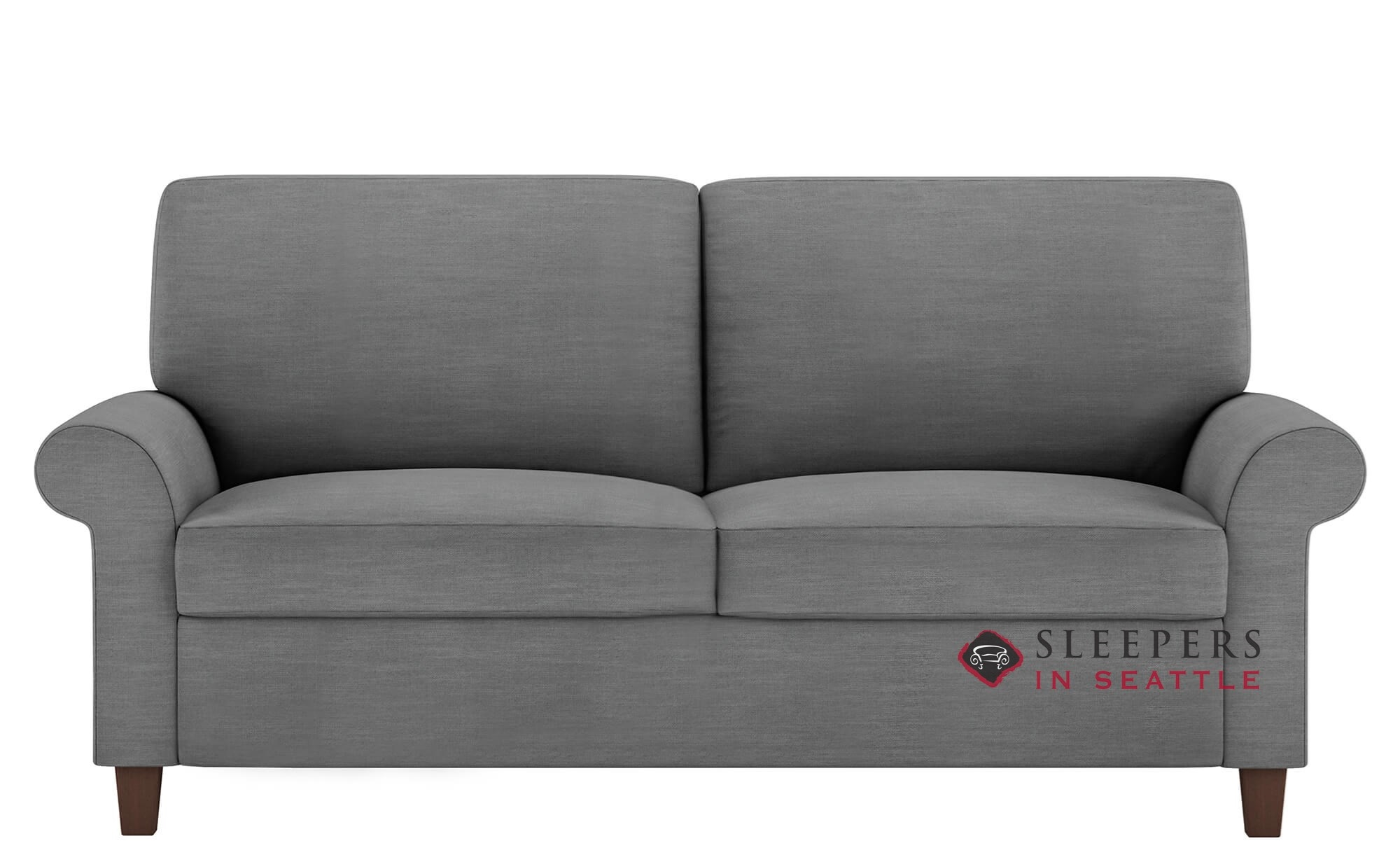 Customize And Personalize Gibbs Full Fabric Sofa By