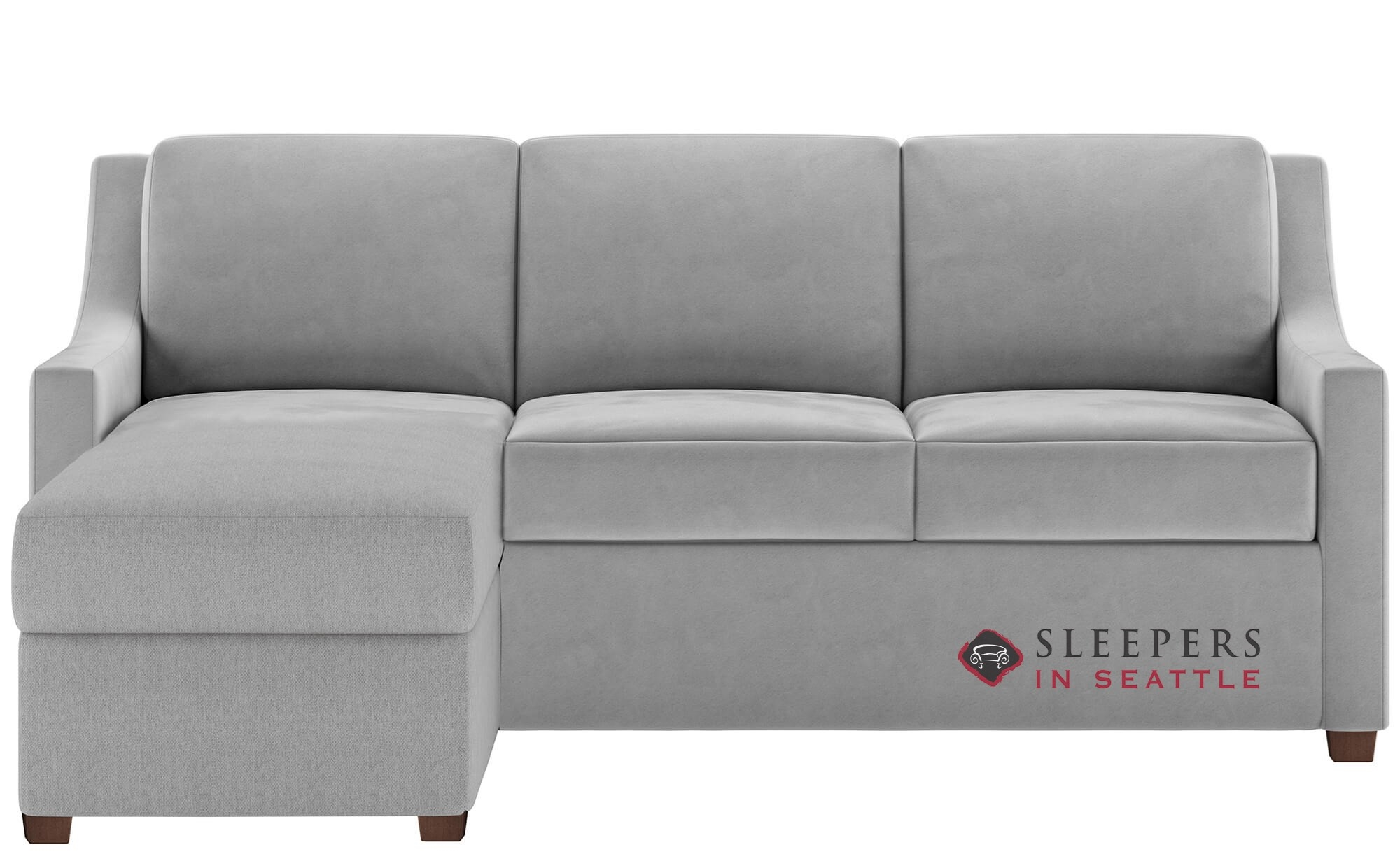 Customize And Personalize Perry Queen Leather Sofa By
