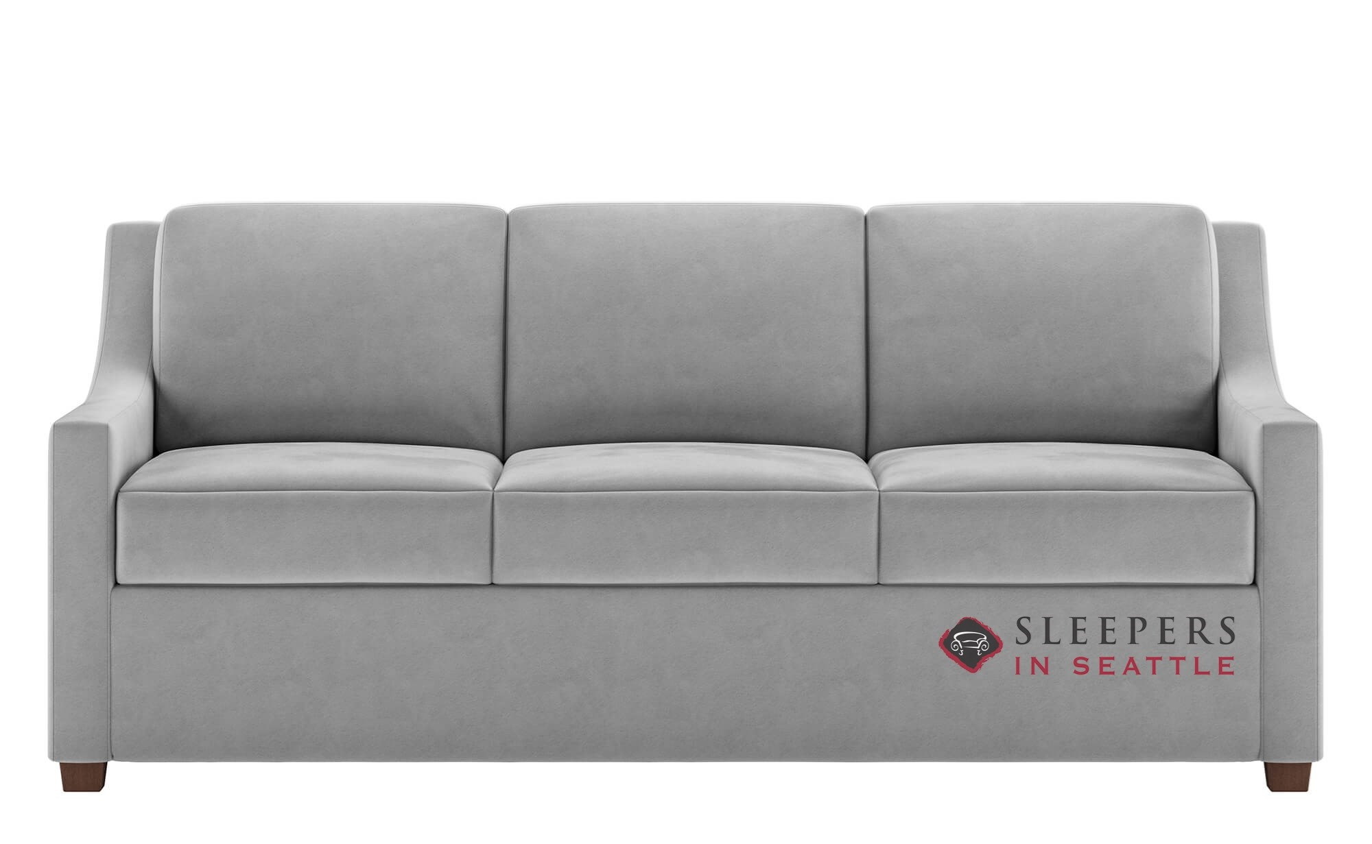 - Customize And Personalize Perry Queen Leather Sofa By American