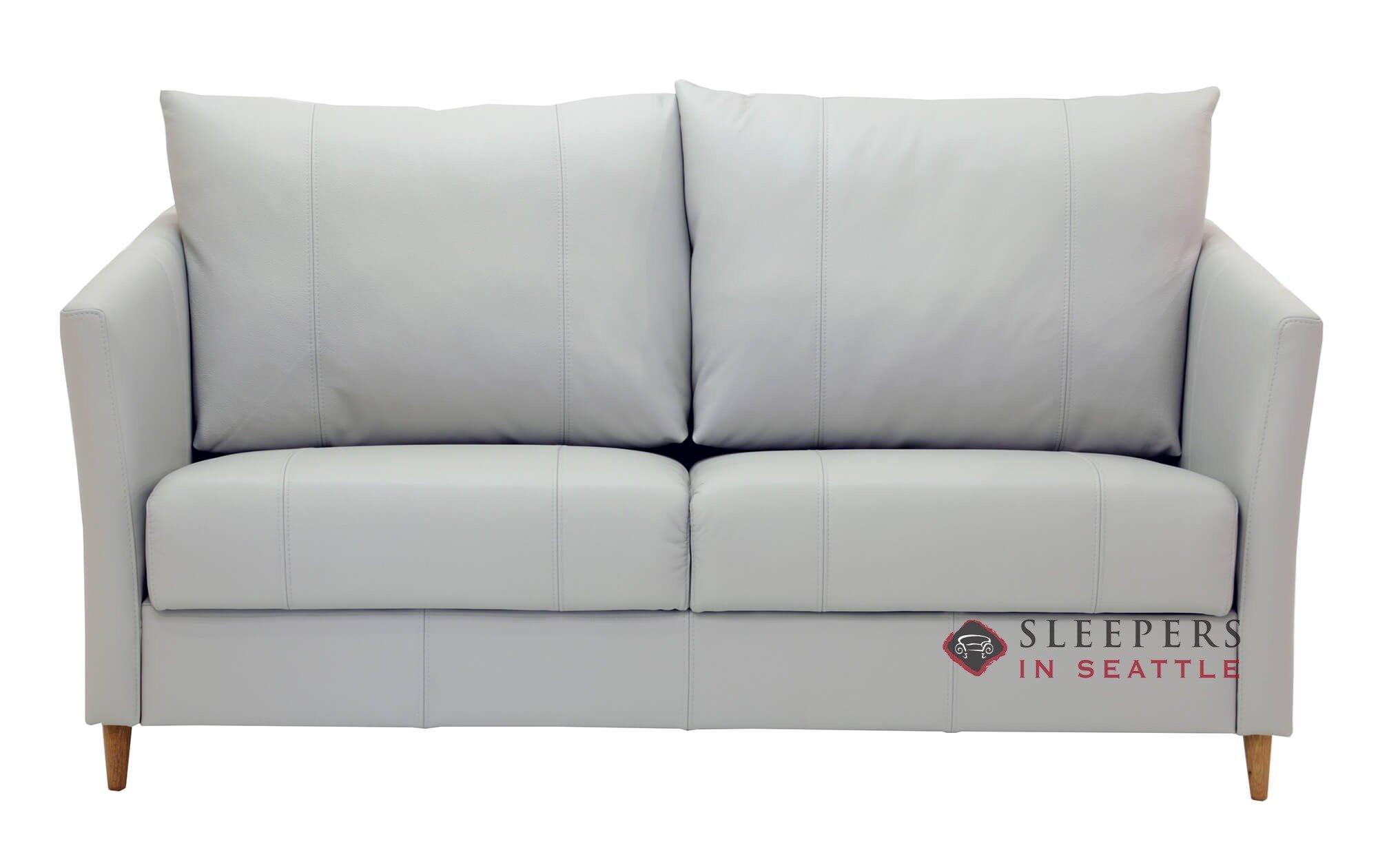 Luonto Erika Queen Leather Sleeper Sofa