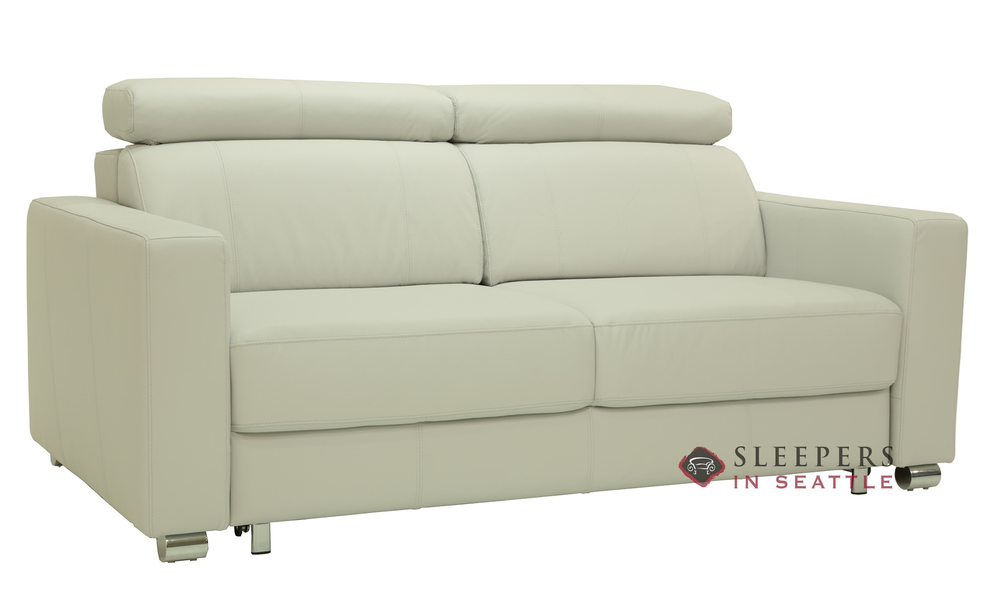 Luonto West Queen Leather Sleeper Sofa