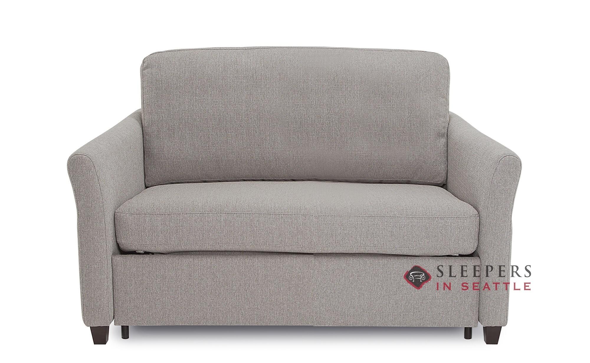 Astounding Palliser Madeline Cloudz Top Grain Leather Twin Sleeper Sofa Dailytribune Chair Design For Home Dailytribuneorg